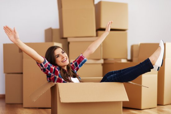Delightful Moving Into Your First Apartment